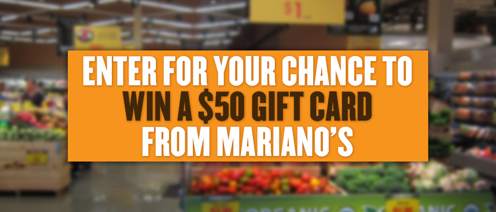 WCIU, The U | You & Me & $50 to Mariano's
